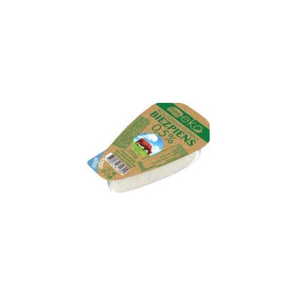 EKO Cottage Cheese 0.5% Baltais, 200g