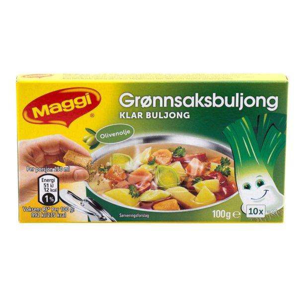 Maggi Klar Grønnsakbuljong 5 l