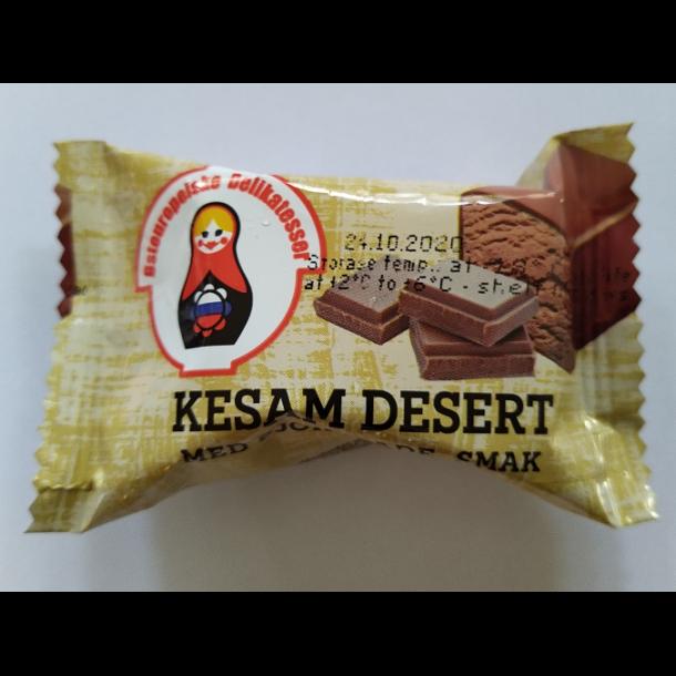 Kesam desert med sjokolade smak, 38g
