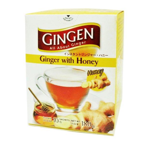 Ingefær Te M/Honning, 180g