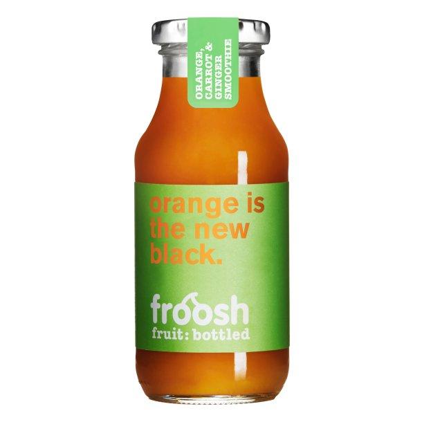 Smoothie Gulrot & Ingefær 250 ml