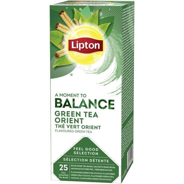 Lipton Balance Green Te Orient, 25 pos