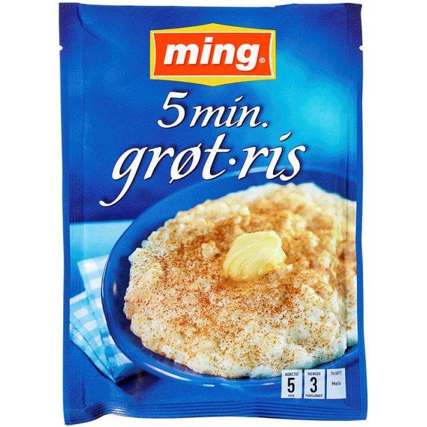 GRØTRIS 5 MIN, 185g