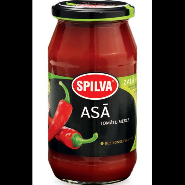 SPILVA Krydret tomatsaus, 510g