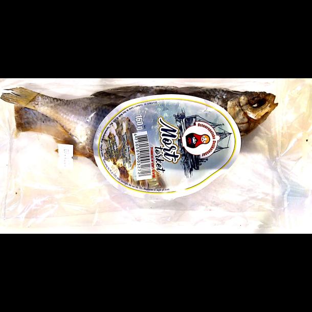 Tørket fisk Mort, 160g
