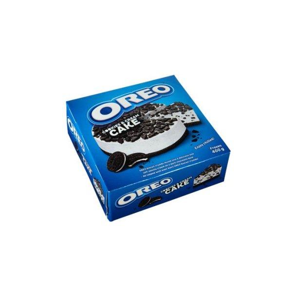 Almondy OREO Cookies & Cream , frossen 400g