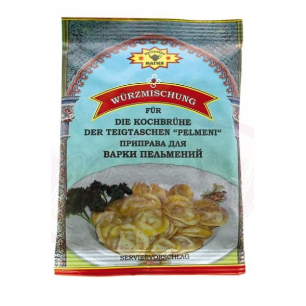Dumplings krydder, 50g