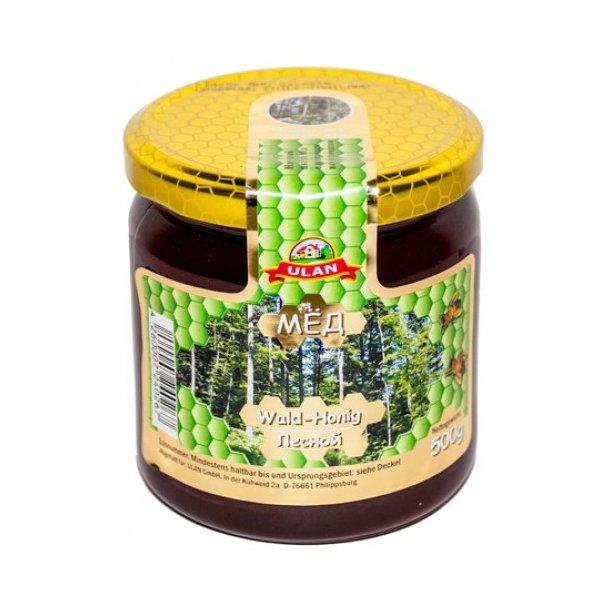 Honning Wildblomster Ulan, 500ml