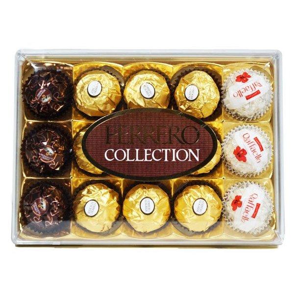 Ferrero Rocher Collection, 15stk 172g