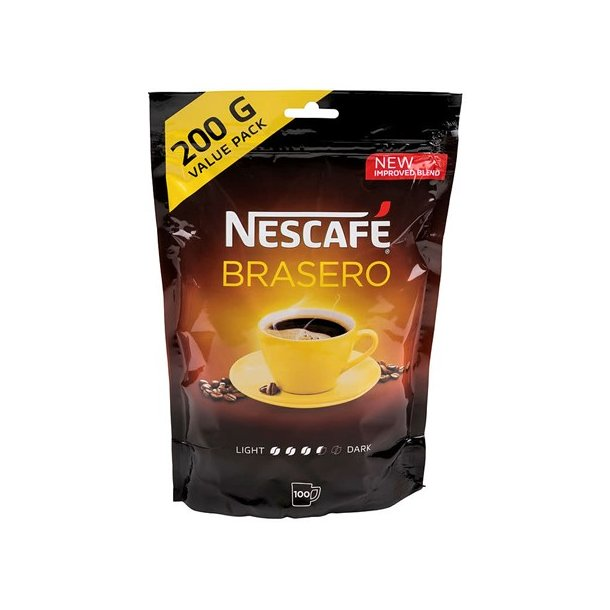 NESCAFE BRASERO 200g Refill