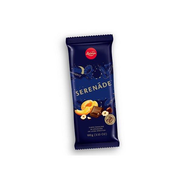 "LAIMA ""Serenade"" Mørk sjokolade, 100g"
