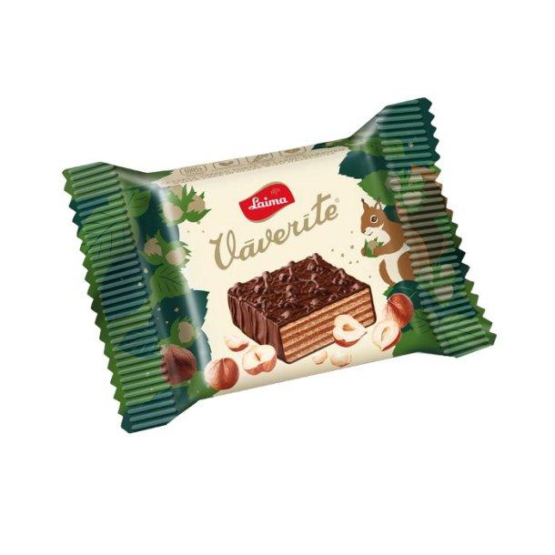LAIMA Mini Vafel Kake Vaverite, 40g