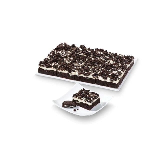 Erlenbacher Brownie Cookies & Cream, frossen 1100g
