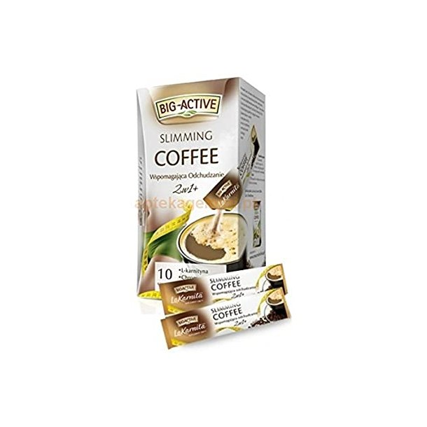 Kaffe Slimming, 120g (10x12g)