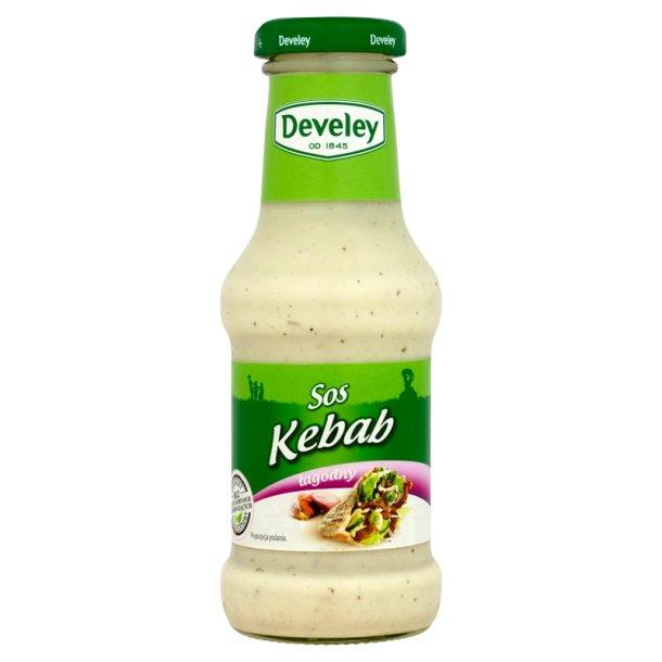 Kebab Saus Develey, 200ml