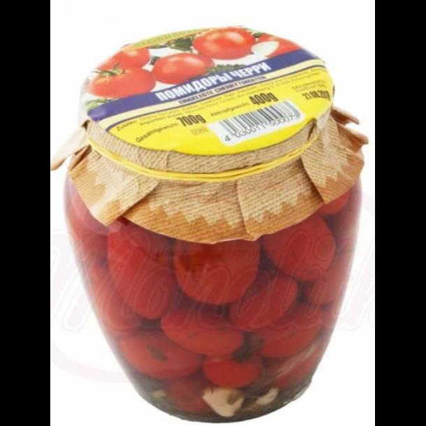 Tomater Cherry marinert Steinhauer, 700g