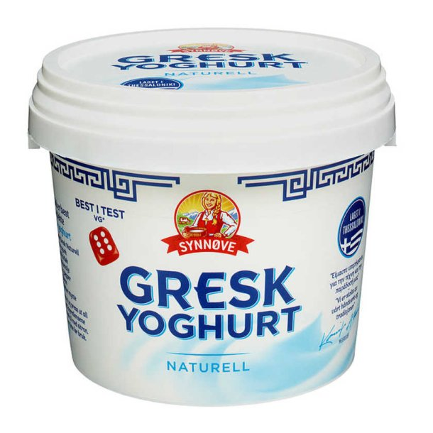 Yoghurt Greske Nature, 750g