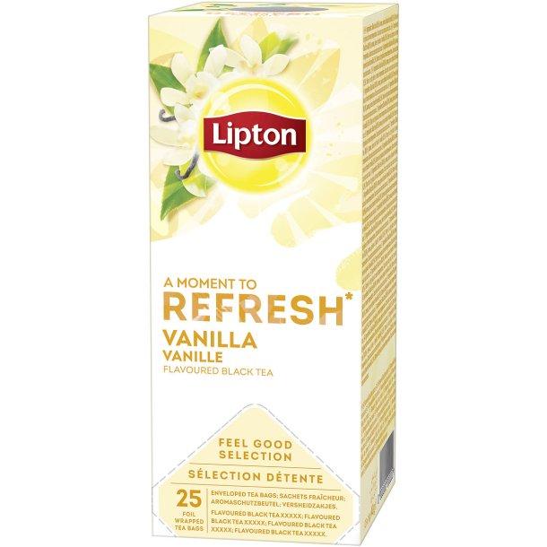 Lipton Refresh Vanilla, 25 pos