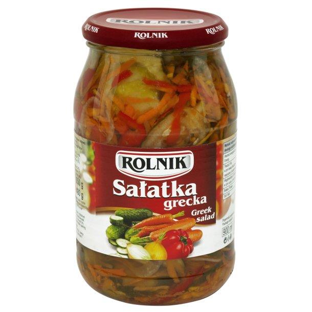 Rolnik Gresk Salat, 900ml