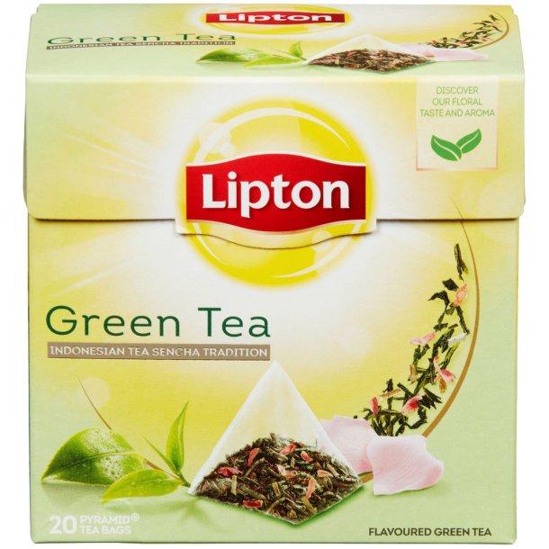 Lipton Green Tea Pyramide , 20 pos