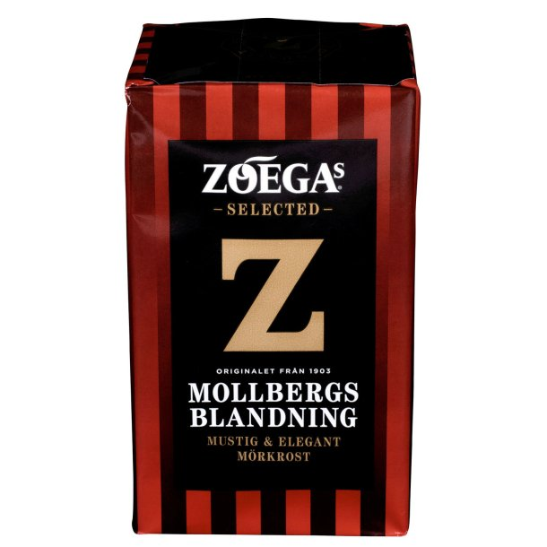 ZOEGAS KAFFE Mollbergs Blanding 450g