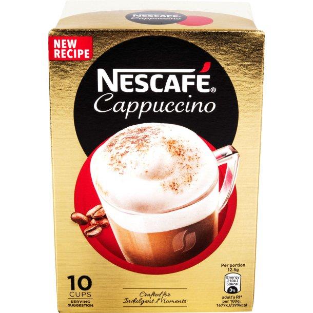 Nescafe CAPPUCCINO 10pos