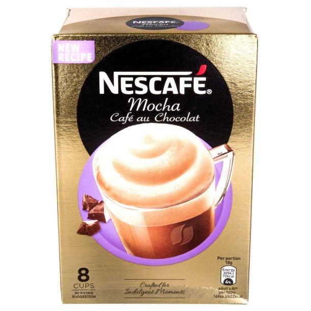 Nescafé Cafe Au Chocolat 8 stk, 144 g