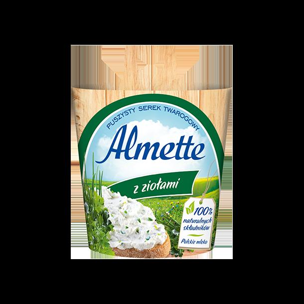 Almette med urter luftig cottage cheese, 150 g