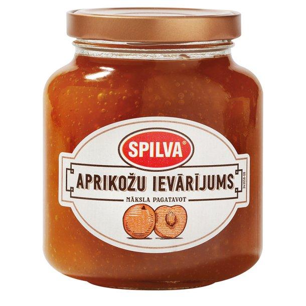 Aprikos syltetøy Spilva, 380g