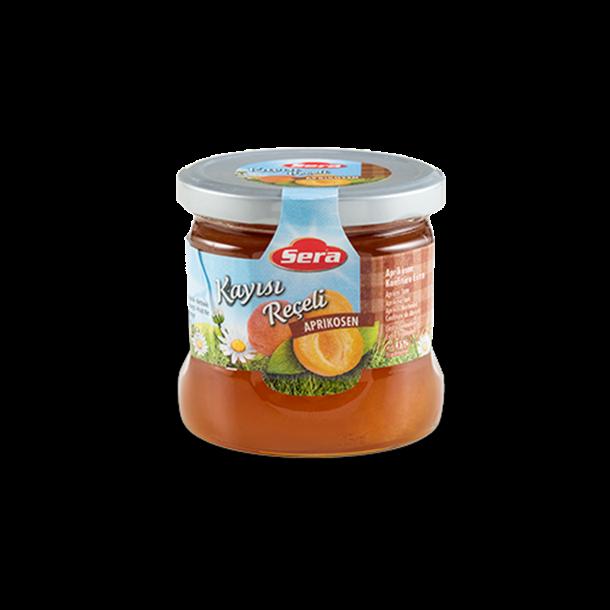 Aprikossyltetøy 100% Naturell Sera, 370g