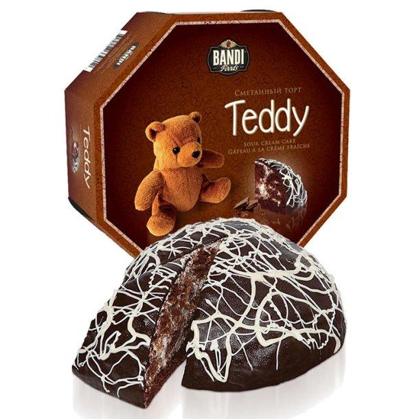 Kake Teddy BANDI, frossen 1000g