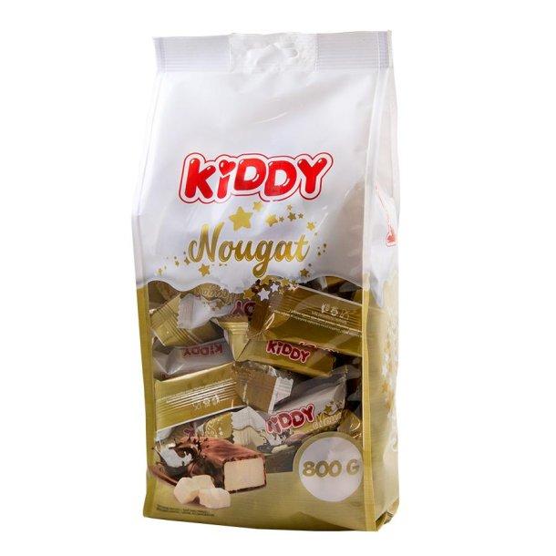 Konfekter med Sjokoladeglasur KIDDY NOUGAT, 800g