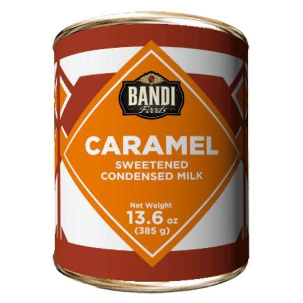 Bandi Kondensert melk Karamell, 385g