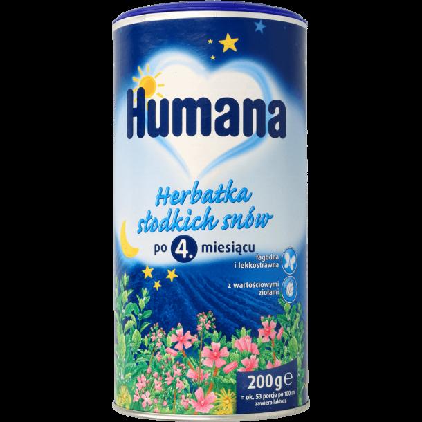 Tea of Sweet Dreams med urter fra 4. mnd. HUMANA, 200g