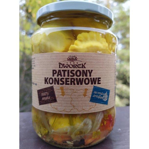 Patisony Dworek, 480g