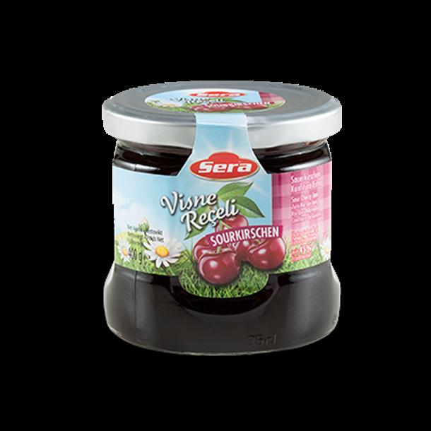 Kirsebærsyltetøy Sera, 370g