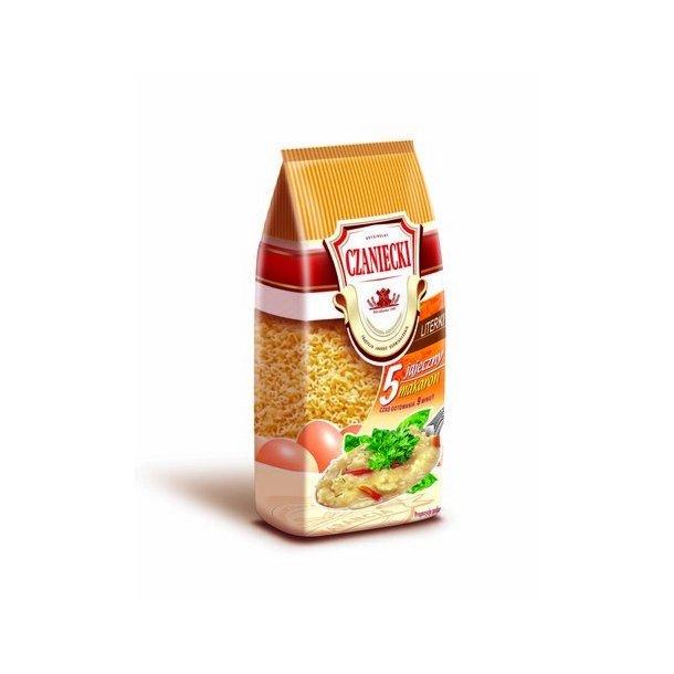 Pasta med egg