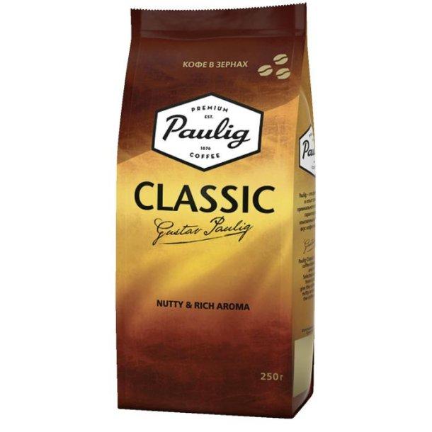 Paulig Classic Kaffe i Bønner, 250g