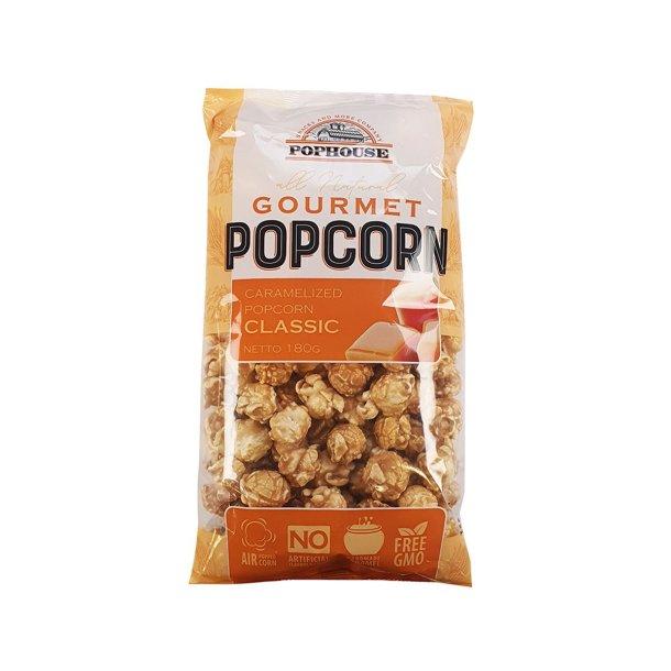Karamellisert Popcorn, 180g