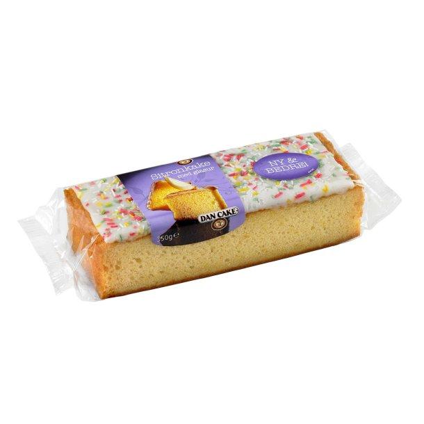 Dan Cake Sitronkake med glasur,  340g