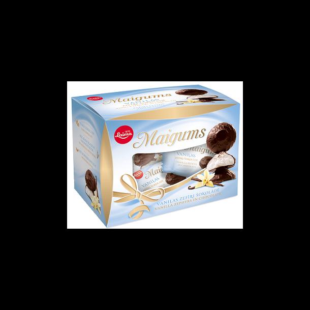 Sefyr Vanilje med Sjokolade i gavesett Laima, 185g