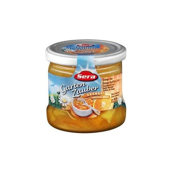 Appelsinsyltetøy 100% Naturell Sera, 370g