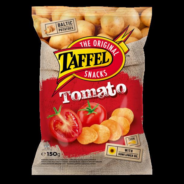Taffel Potetgull Juicy Tomato, 150g