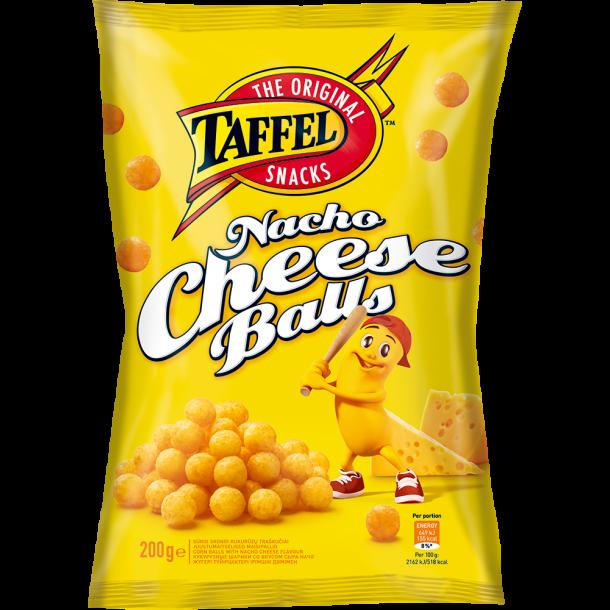 TAFFEL Nacho Cheese Balls, 200g