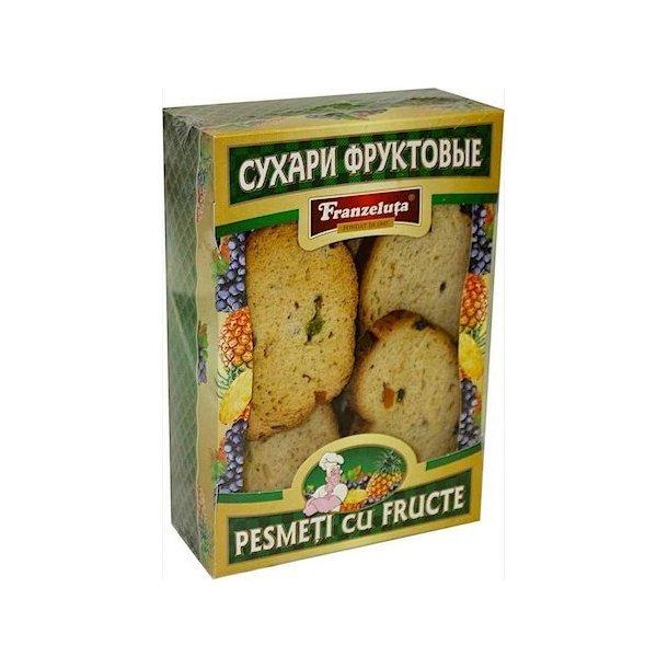 Tørket brød med frukt Franzeluta, 250g