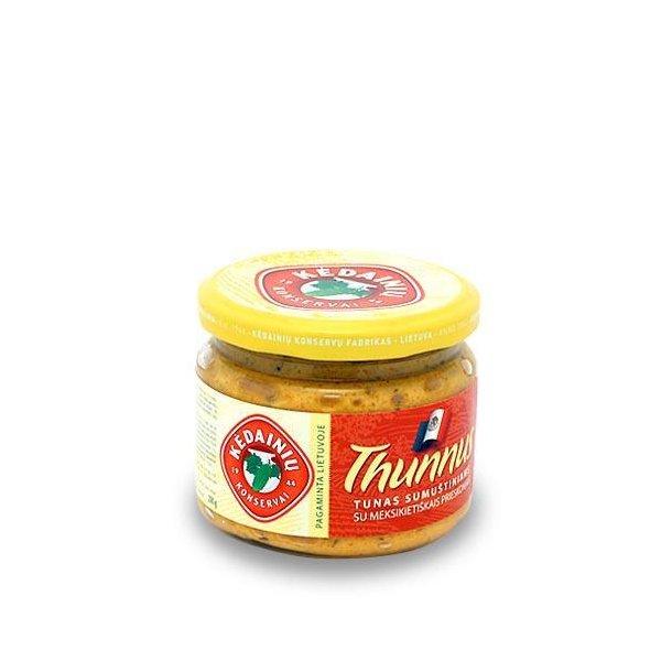 Tunfiskpålegg med meksikanske krydder Kedainiu, 280g