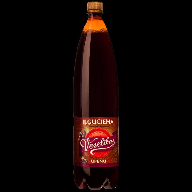 "Malt Drink "" Veseliba"" Solbær Ilguciema, 1,5l"