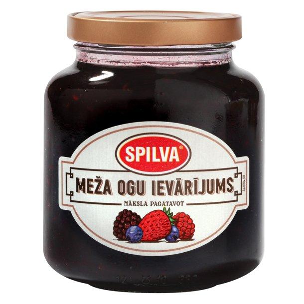 Villbærsyltetøy Spilva, 380g