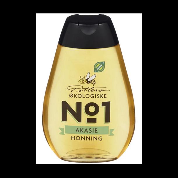Akasje Honning No 1 Økologisk, 350g