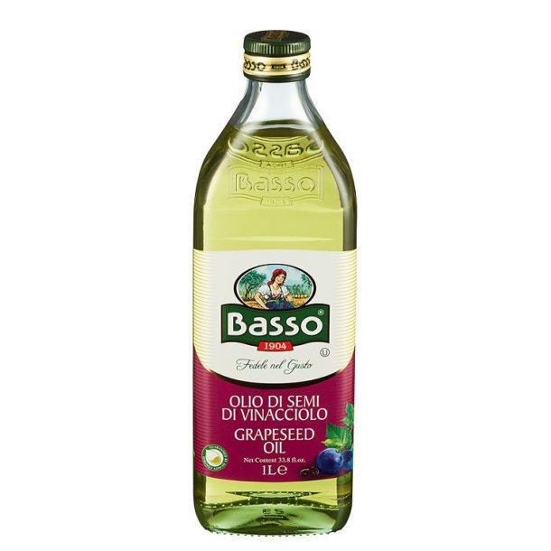 Basso Druekjerneolje, 1l